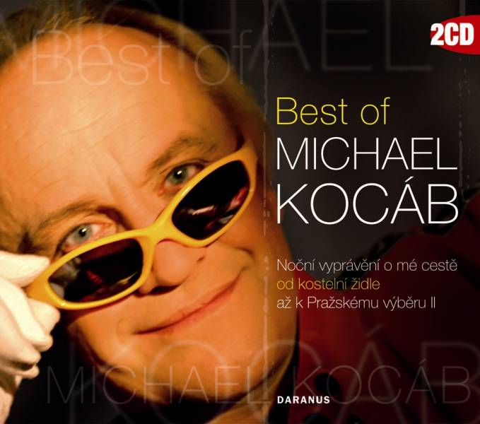 Michael Kocáb: BEST OF MICHAEL KOCÁB